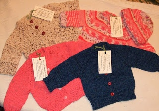 Normal Baby Sizes, 3 - 6 Months. MommaBearKnits2 (Too)