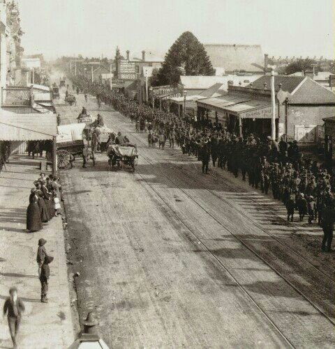 Sydney Rd,Coburg,Victoria (year unknown)