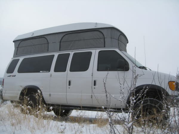 2010 Camper Van Conversion By Colorado
