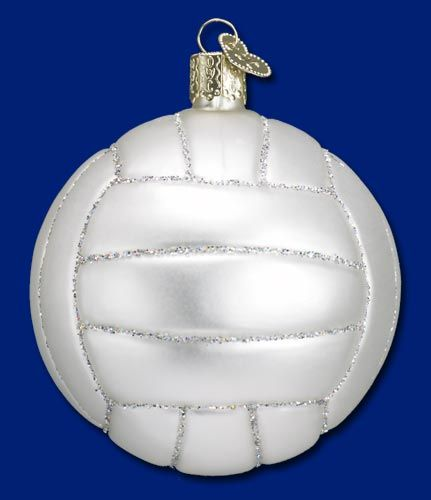 Old World Christmas® Volleyball Ornament