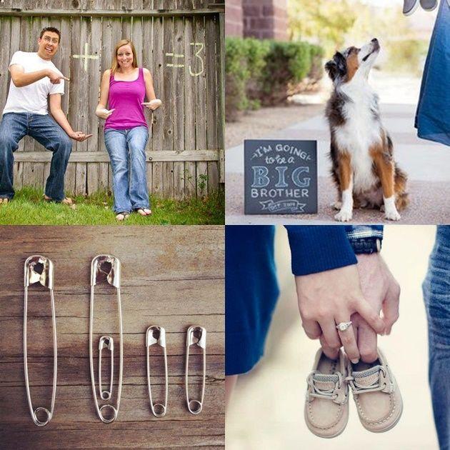 como anunciar a gravidez no facebook