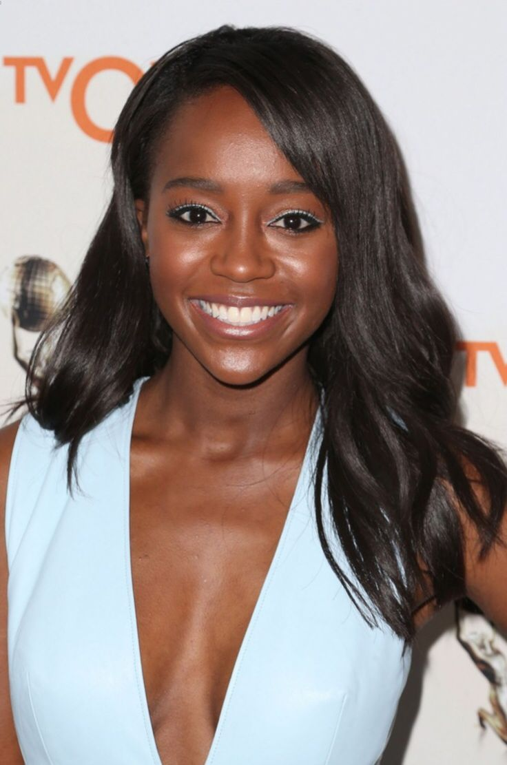 Aja Naomi King, Featured As Michaela Pratt On Abc's How To Get Away With  Murder
