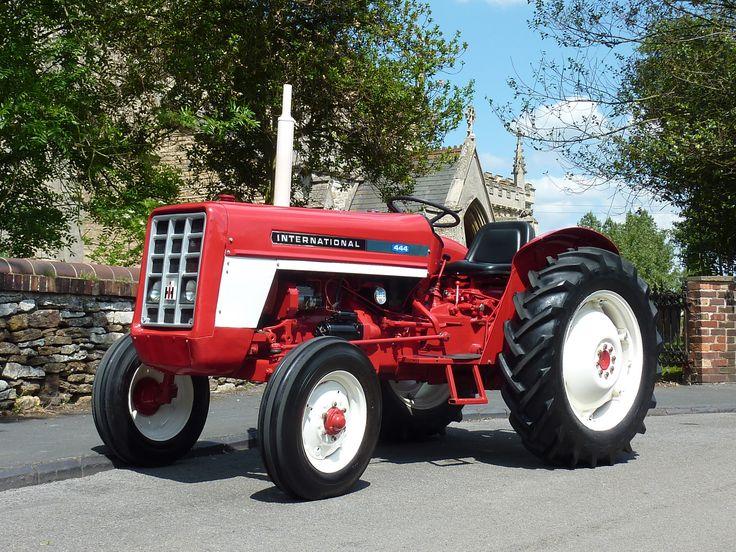 Ebdce Ddb B Cd International Harvester Tractors