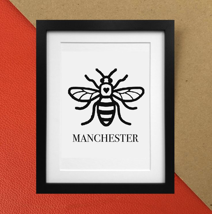 Our new Manchester themed prints will see 100% of the proceeds donated to the Manchester Evening News fundraiser for the victims and families of the Manchester bombing ♥️ showing our beautiful city some love and respect  3 styles available! https://www.etsy.com/uk/listing/533363003/manchester-worker-bee-charity-print