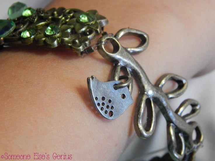 Celebrating Nature: Beaded Bracelet