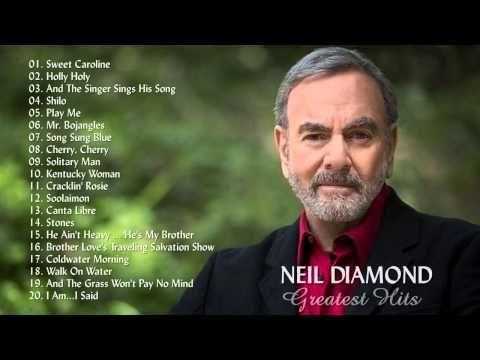 Neil Diamond Greatest Hits (Edition 2015) - The Best Of Neil Diamond