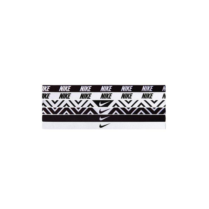 Nike 6-pk. Zigzag Sport Headbands, Women's, Grey (Charcoal)