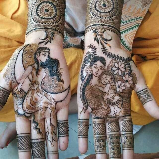 Okay then. Mehendi's seem to be getting more and more unique. Lately, portrait shots or pictures of personal stories are taking over. What does that mean? Here's a low down on this cute and crazy trend! What is portrait mehendi? Well,...
