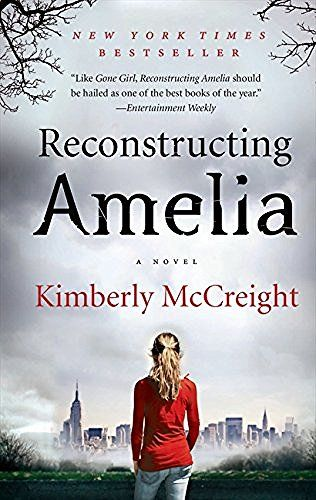 {READ IT AGAIN} Reconstructing Amelia by Kimberly McCreight // I re-read this legal thriller this week and I loved it just as much the second time around. Highly recommend!