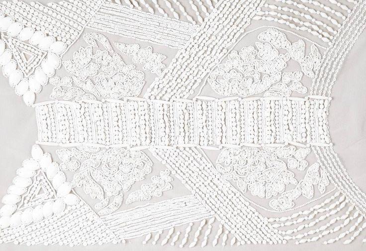 Our custom detailed beading ✨✨ laceandembroidery#weddingplanning #weddingtips #vogue #designer #weddingdressdesigner #bridal #bridalcouture #bridalfashion #bridaldesigner #weddingphoto #weddinginspiration #weddingblog #bride