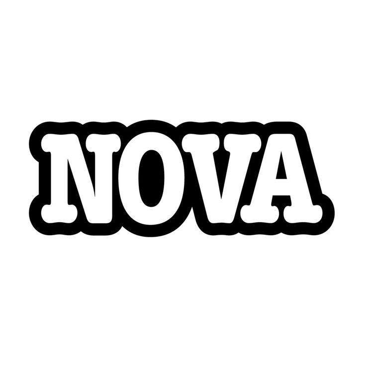 NOVA / Diseñador: Juan carlos Berthelon / Oficina: Berthelon & Asociados / Año: 1982