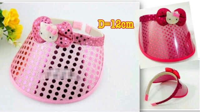 #topi #bando golf #hellokitty @ 50.000
