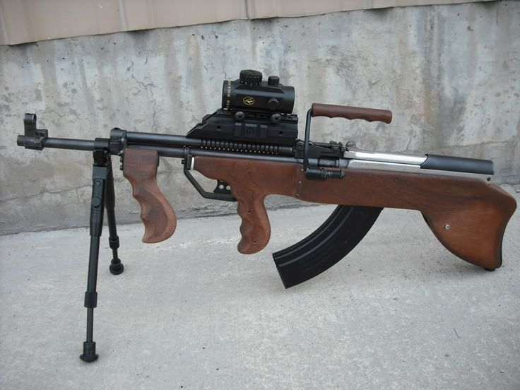 Someone put a lot of effort into making this SKS as ugly ...