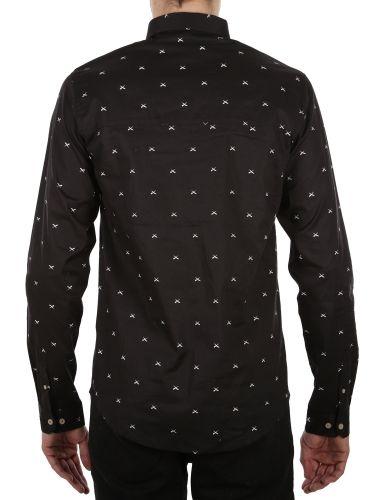 Flag x Shirt [black] // IRIEDAILY Spring Summer 2015 Collection! - OUT NOW! // SHIRTS - MEN: http://www.iriedaily.de/men-id/men-shirts/ // LOOKBOOK: http://www.iriedaily.de/blog/lookbook/iriedaily-spring-summer-2015/ #iriedaily
