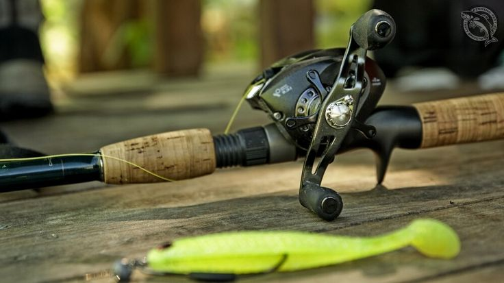 Multiplikator D.A.M Quick Speedcore #fishing #casting #reel