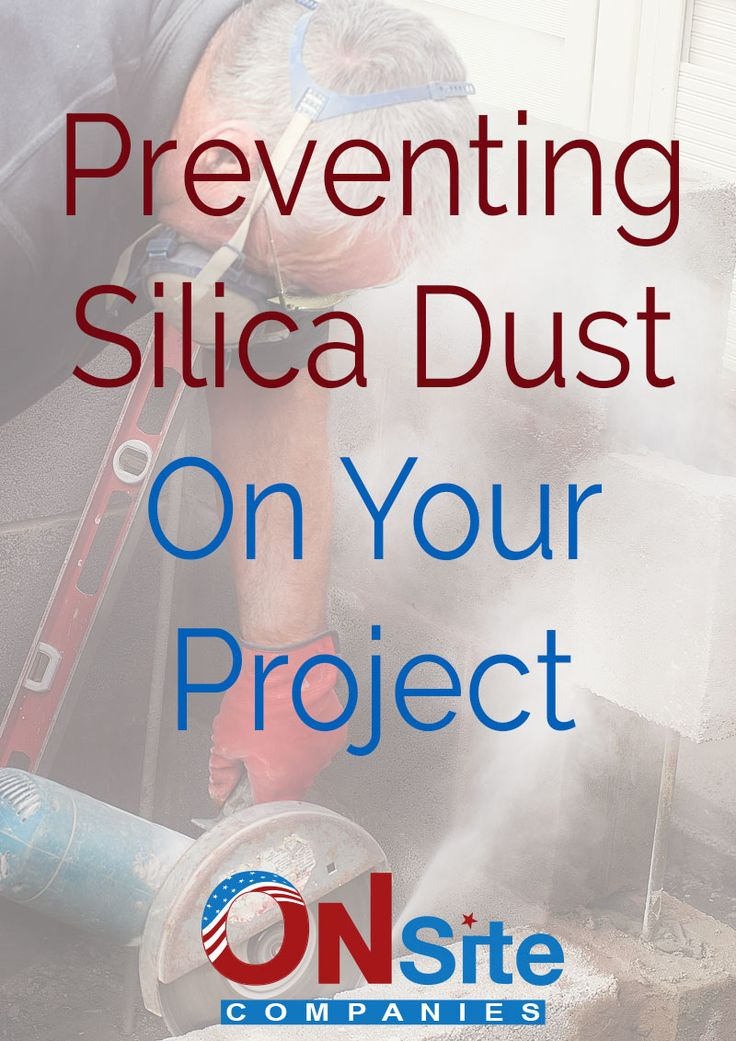 Preventing Silica Dust On Your Project Hepa air filter