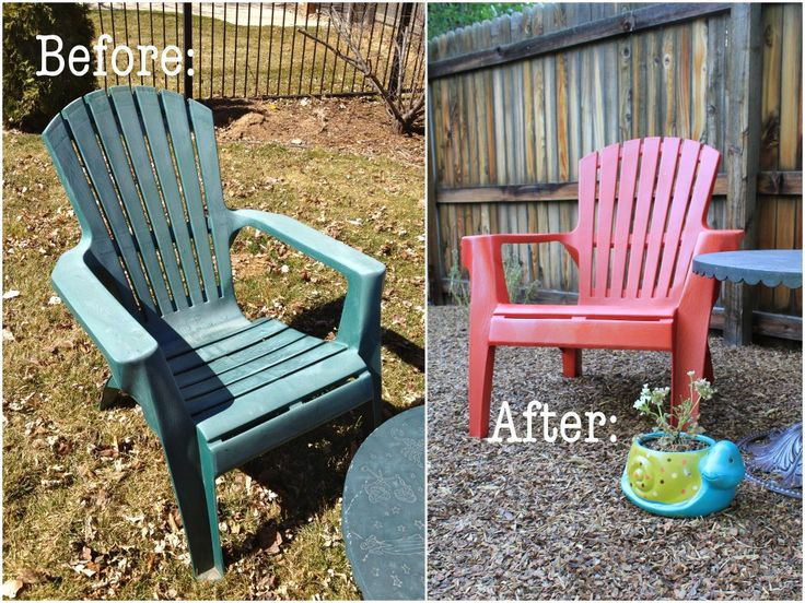 50 best images about paint plastic chairs on pinterest painting plastic chairs how to paint Painting plastic garden furniture
