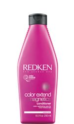 Color Extend Magnetics Conditioner: best DETANGLING conditioner I've used possibly ever! Works wonders for my little girl's long curls! I bought it for my color treated hair and found it works wonders on her tangles just by chance! Makes like easy without the tangles!!