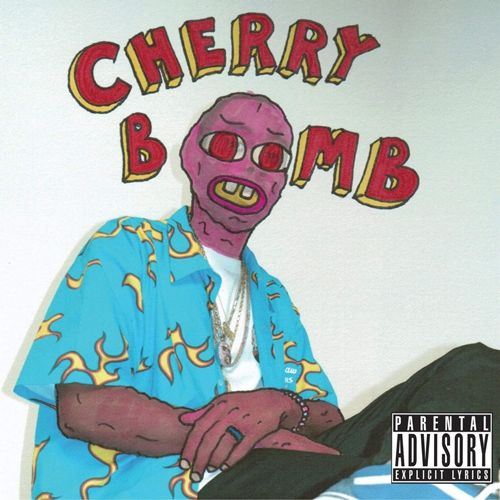 """New Music: Tyler, The Creator   Deathcamp & F#cking Young/ Perfect #OFWGKTA [Music]- http://getmybuzzup.com/wp-content/uploads/2015/04/tyler-the-creator.jpeg- http://getmybuzzup.com/tyler-the-creator-deathcamp/- Tyler, The Creator -Deathcamp & F#cking Young/ Perfect Odd Future's own Tyler, The Creator announces his latest album titled """"Cherry Bomb"""" due out on Monday 4-13-15. Check out these two audio leaks from Tyler entitled """"Deathcamp"""" &a"""