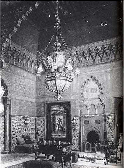 Interior Of Vanderbilt Home NYC