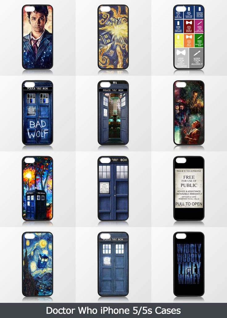 CaseCoco.com Best Doctor Who iPhone 5/5s Cases with doctor who. tardis ,Matt smith , david tennant,quotes, bad wolf.Hope you like them.Doctor Who iPhone 5 (s) Cases