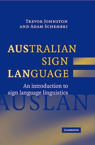 Auslan dictionary, grammar and sign bank - with video tutorials of signing (from Auslan Signbank)