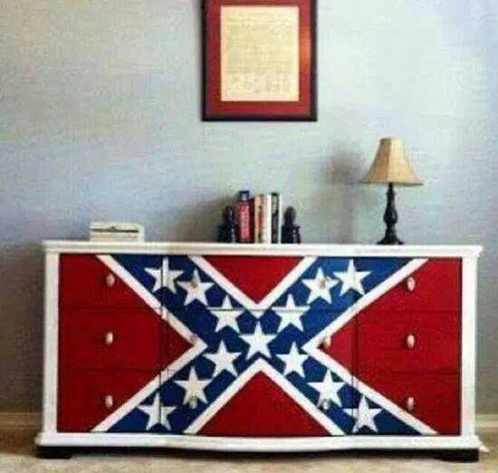 11 Best Images About Rebel Flag Home Decor On Pinterest Blue And