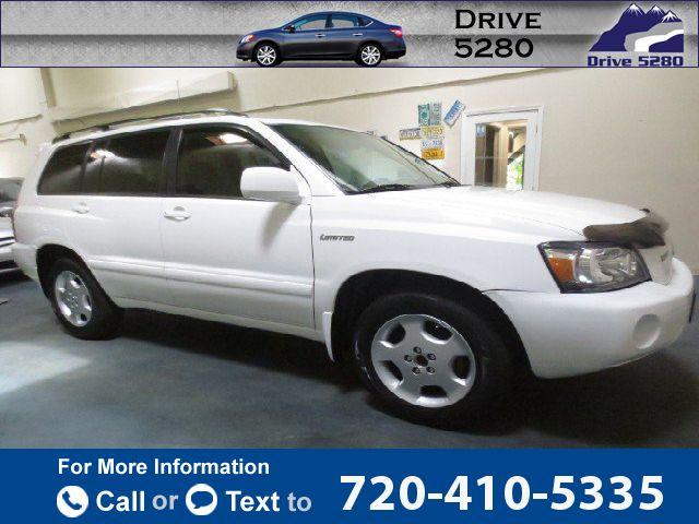 2004 *Toyota*  *Highlander* *V6* *4WD*  145k miles $9,500 145888 miles 720-410-5335 Transmission: Automatic  #Toyota #Highlander #used #cars #Drive5280 #Denver #CO #tapcars