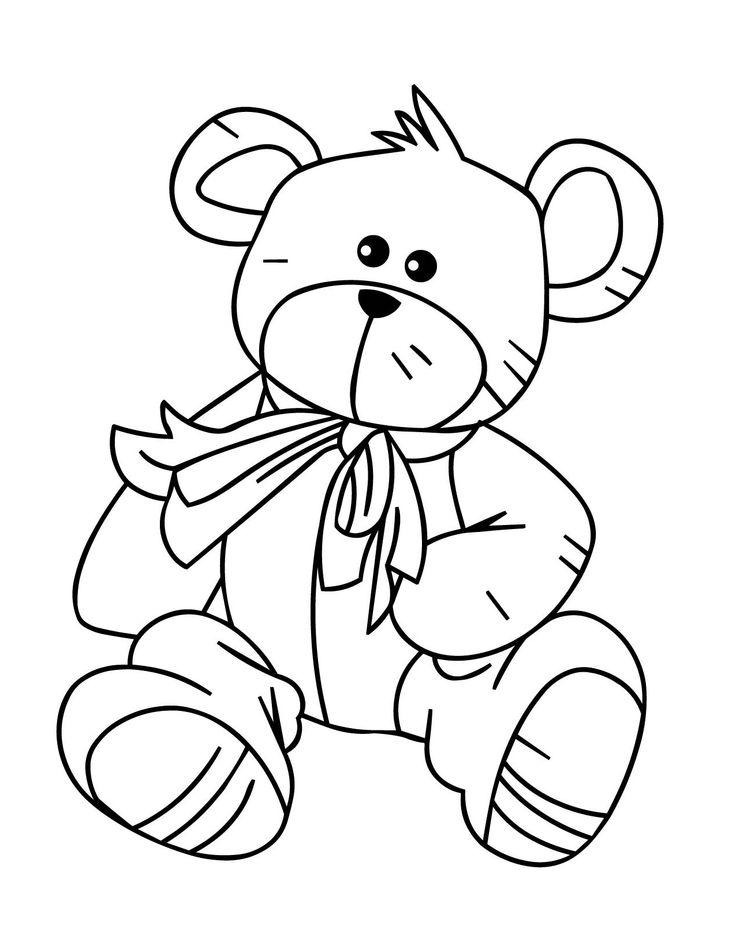 62 best Teddy Bears images on Pinterest Kids Teddy