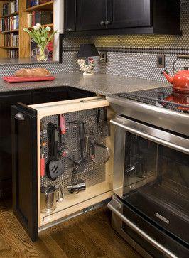 Lake Union Transitional Kitchen