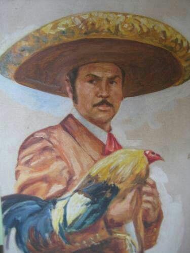 Antonio Aguilar | Mexican Legends | Mexican art, Mexico ...
