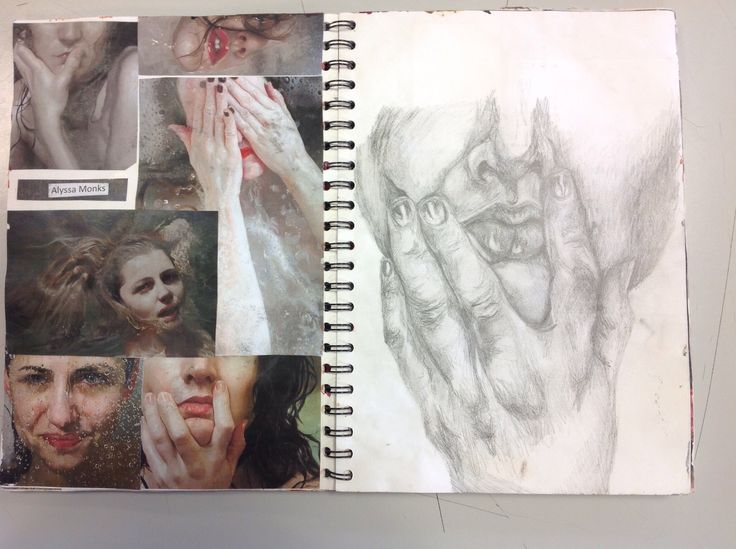 Studies from own photos