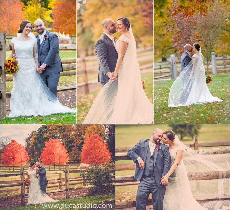 FALL FARM WEDDING PHOTOGRAPHY