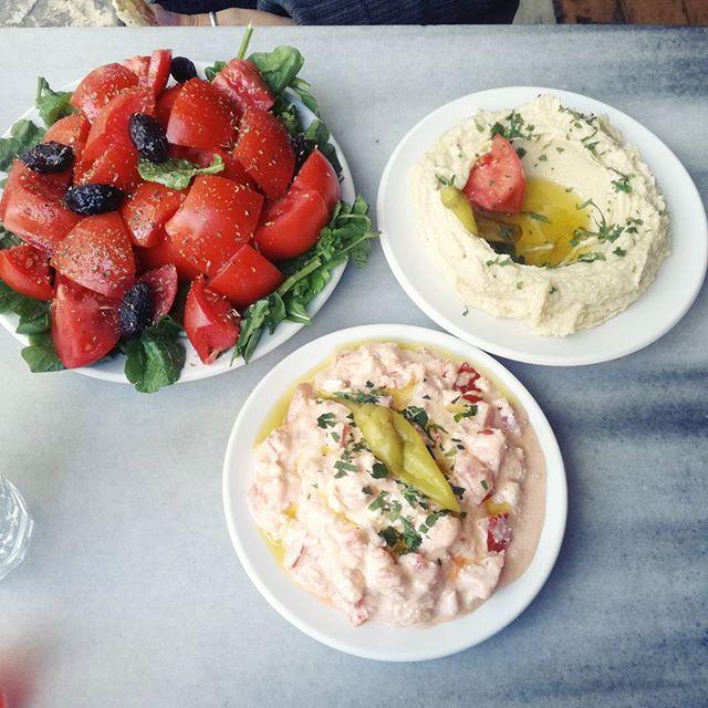 Mezes time #mezes #greekfood #foodies #instafoodie #foodphotography #foodporn #greekfood #freshfoodz #foodphoto #tapas #veganfoodporn #instafood