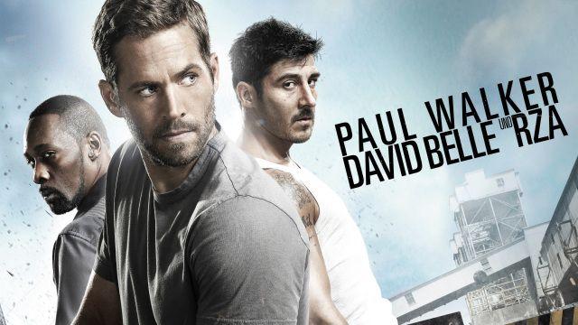 """PAUL WALKER: sein vorletzten Film """"Brick Mansions"""" ab heute im Kino"""
