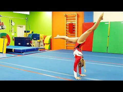 Gymnastics Levels 1- 5 Requirements on Floor - YouTube