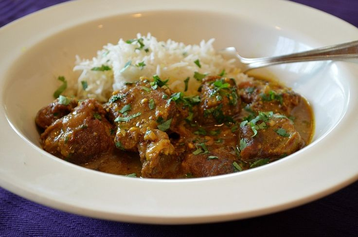Easy Lamb Vindaloo. Full of bright, complex flavors and texture. You will be making this again and again - Three Many Cooks
