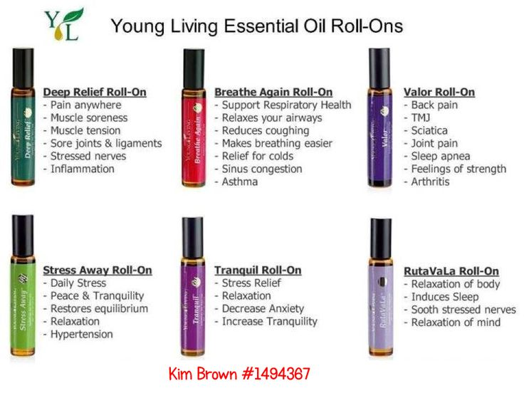 Love these Young Living Roll Ons - still to get: tranquil and stress away. Kim Brown https://www.youngliving.com/signup/?isoCountryCode=US&sponsorid=1483174&enrollerid=1483174