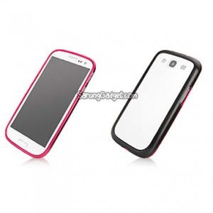 Capdase Bumper Duo Frame for Samsung Galaxy S III Harga khusus I Like Monday IDR 125.000 Harga Normal IDR 250.000