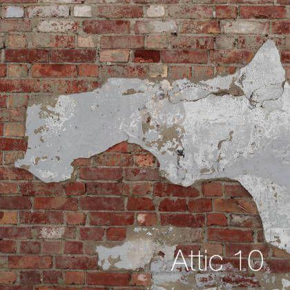 Attic 10 ConcreteWall wallcovering