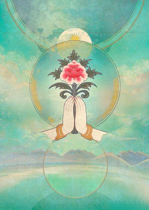 """""""No hay nadie en el universo más querido para nosotros que nosotros mismos. La mente puede viajar en mil direcciones, pero va a encontrar a nadie más más querido. En el momento en que se ve lo importante que es amarse a sí mismo, usted dejará de hacer otros sufren """". Thich Nhat Hanh"""