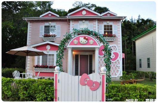 hello kitty dream house - Google Search