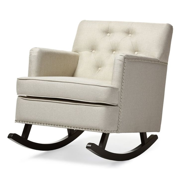 Delightful Contemporary Rocking Chair With Modern Design Adds Elegance And Comfort  Into Your Residence. Noel Rocking Chair Can Simply Make A Better Relaxing  Space For ...