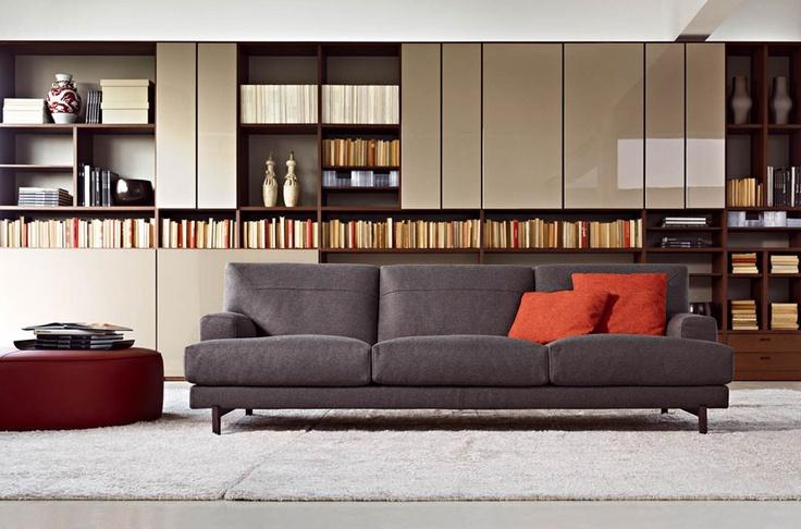 Hug Sofa Collection by Molteni & C