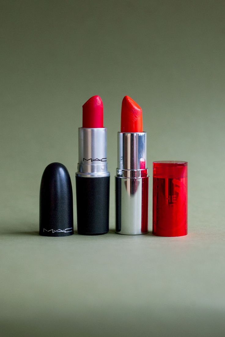 Lipstick Junkie: One Editor, Six Fall Colors MAC Lady Danger TBS Colour Crush Coral Cutie