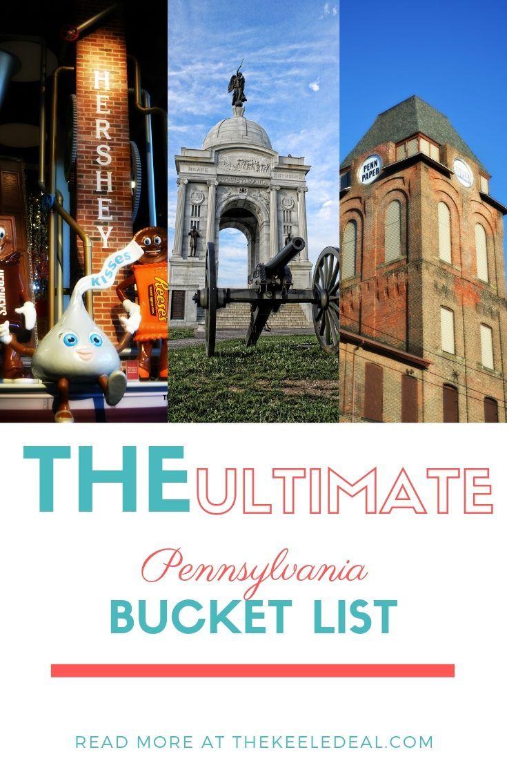 The Ultimate Pennsylvania Bucket List | Pennsylvania