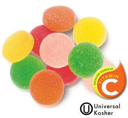 Sunkist Fruit Gems | SweetServices.com Online Candy Store