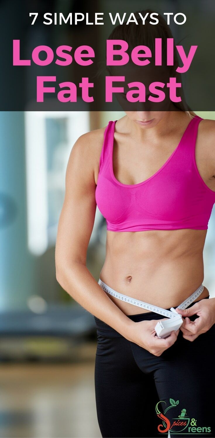 how to lose your stomach fat without losing weight
