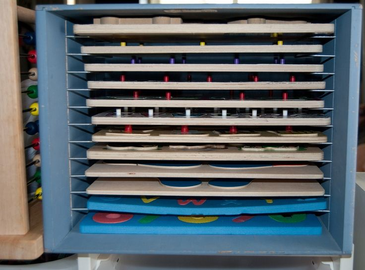 21 Best Images About Puzzle Storage Diy And Other
