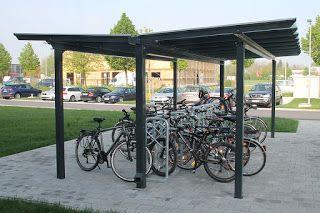 SKWshop Het #allesvoorbuiten blog: Overdekte fietsenstallingen. Ruim assortiment.